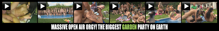 Czech Garden Party - niesamowite orgie pod chmurką
